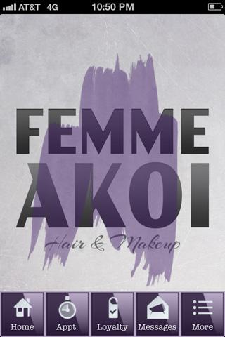 Femme Akoi