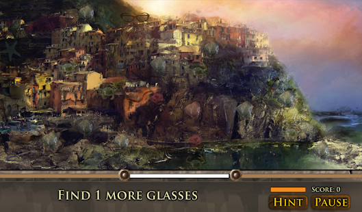 Hidden Object: Romantic Places - screenshot thumbnail