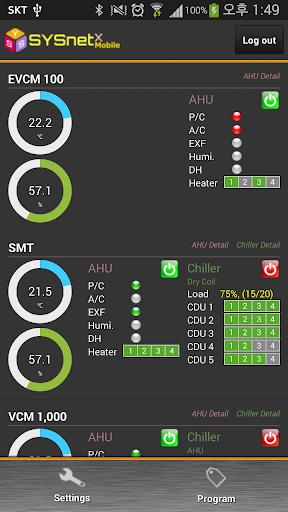 SYSnet X for MCNEX