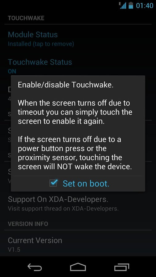 eXperience Pro - screenshot