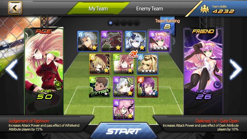 android Soccer Spirits Screenshot 13