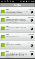 Screenshot of Bozell