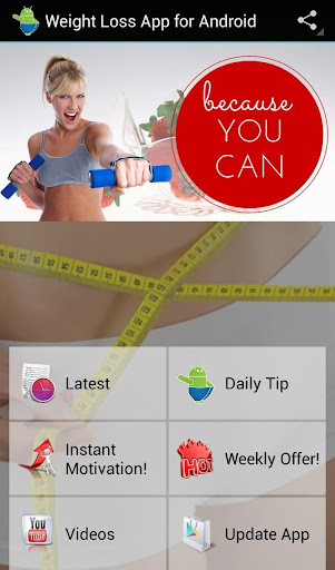 Weight Loss App for Android