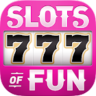 Slots of Fun Free Casino Game icon