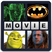 4Pics 1Word: Whats The Movie