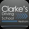 Clarkes Driving School icon