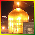 ALLAH Imam Reza Shrine HQ LWP icon