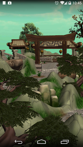 3D Mystic Temple HD Free