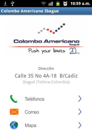 Colombo Americano Ibagué