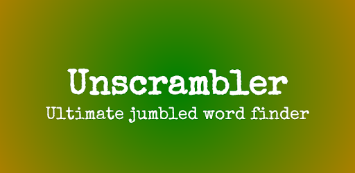 Unscrambler   Apps on Google Play