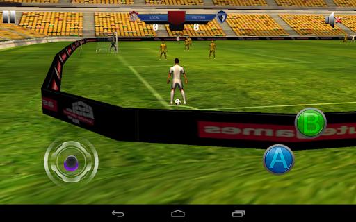 Soccer Football Game 3D