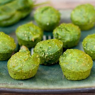 Spinach Quinoa Muffins