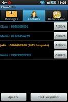 Screenshot of ClevaCom 2.11 Demo