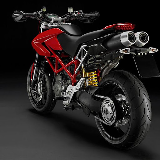 摩托車拼圖