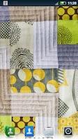 Screenshot of Patchwork Quilts Wallpaper