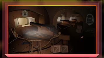 Screenshot of Floating Castle Escape