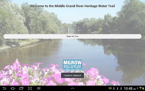 Middle Grand Water Trail- screenshot thumbnail