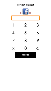Privacy Master - Free AppLock - screenshot thumbnail