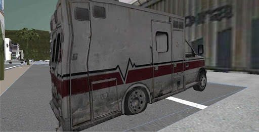 Ambulance Driver HD