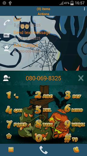 RocketDial Halloween
