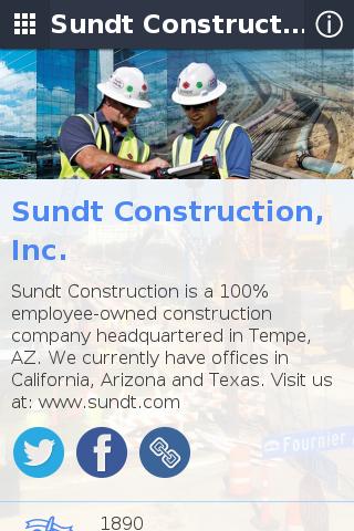 Sundt Construction Inc.