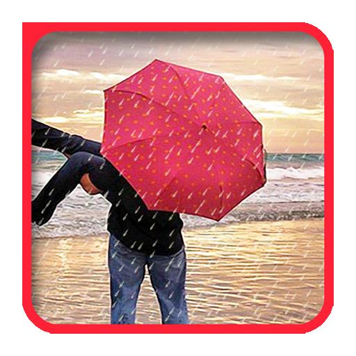 浪漫的雨動態壁紙 LOGO-APP點子