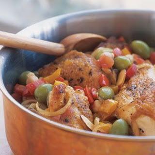 Spanish Chicken Stew.