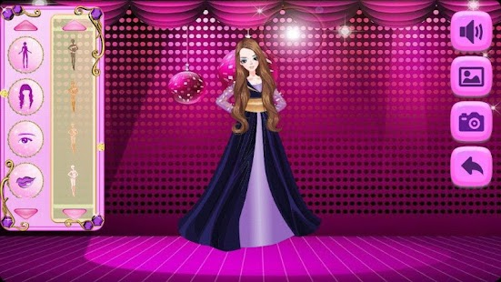 Princess! Dress up - screenshot thumbnail