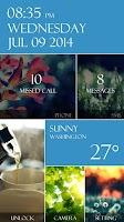 Screenshot of TIFFA GO LOCKER THEME
