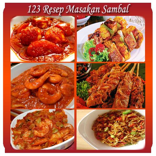 123 Resep Masakan Sambal Joss