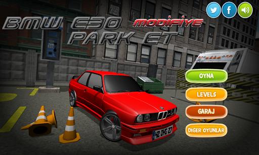E30 Car Parking