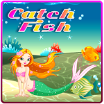Catch Fish and Mermaid