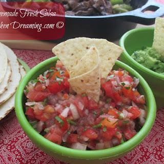Pico De Gallo - Fresh Salsa