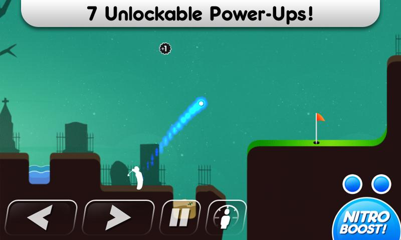 Super Stickman Golf- screenshot