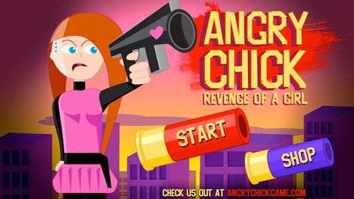 Angry Chick Revenge