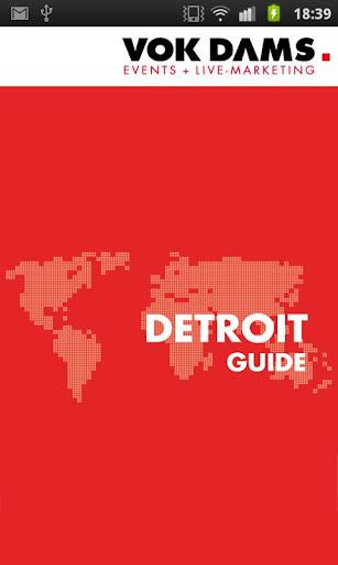 Detroit: VOK DAMS City Guide