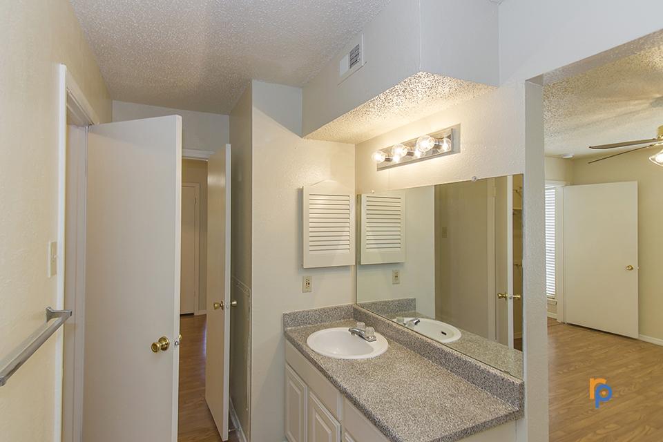 Floor Plan A4 Floorplan (1 Bed, 1 Bath) | The Arbors on Oakmont in ...