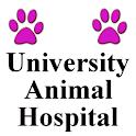 University Animal Hospital logo