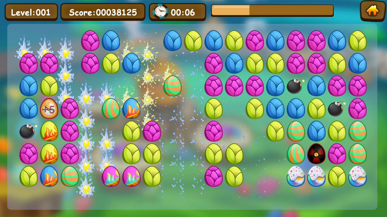 Crush Egg- screenshot