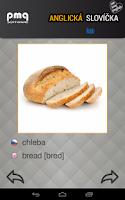 Screenshot of Anglická slovíčka