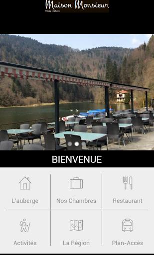 Restaurant Maison Monsieur