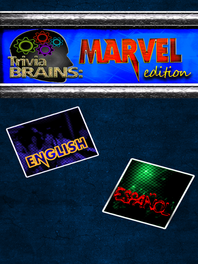 Trivia Brains Marvel Edition - screenshot