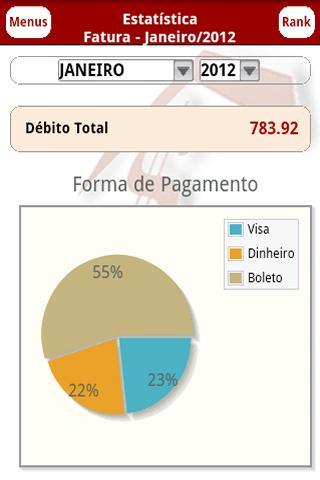 Orçamento Doméstico ou Ordom - screenshot
