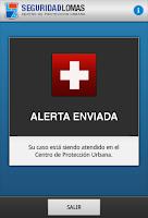 Screenshot of Seguridad Lomas