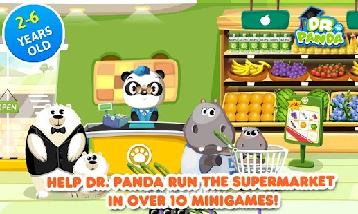 Dr. Panda's Supermarket - screenshot thumbnail