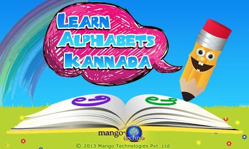 Learn Alphabets : Kannada