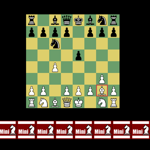 Minimardi Chess