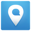 GeoMe: Geo-messenger icon