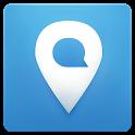 GeoMe: Geo-messenger icon