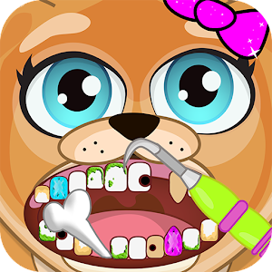 Celebrity Dentist Office Pets for PC and MAC